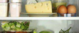 Какие продукты категорически нельзя хранить в холодильнике
