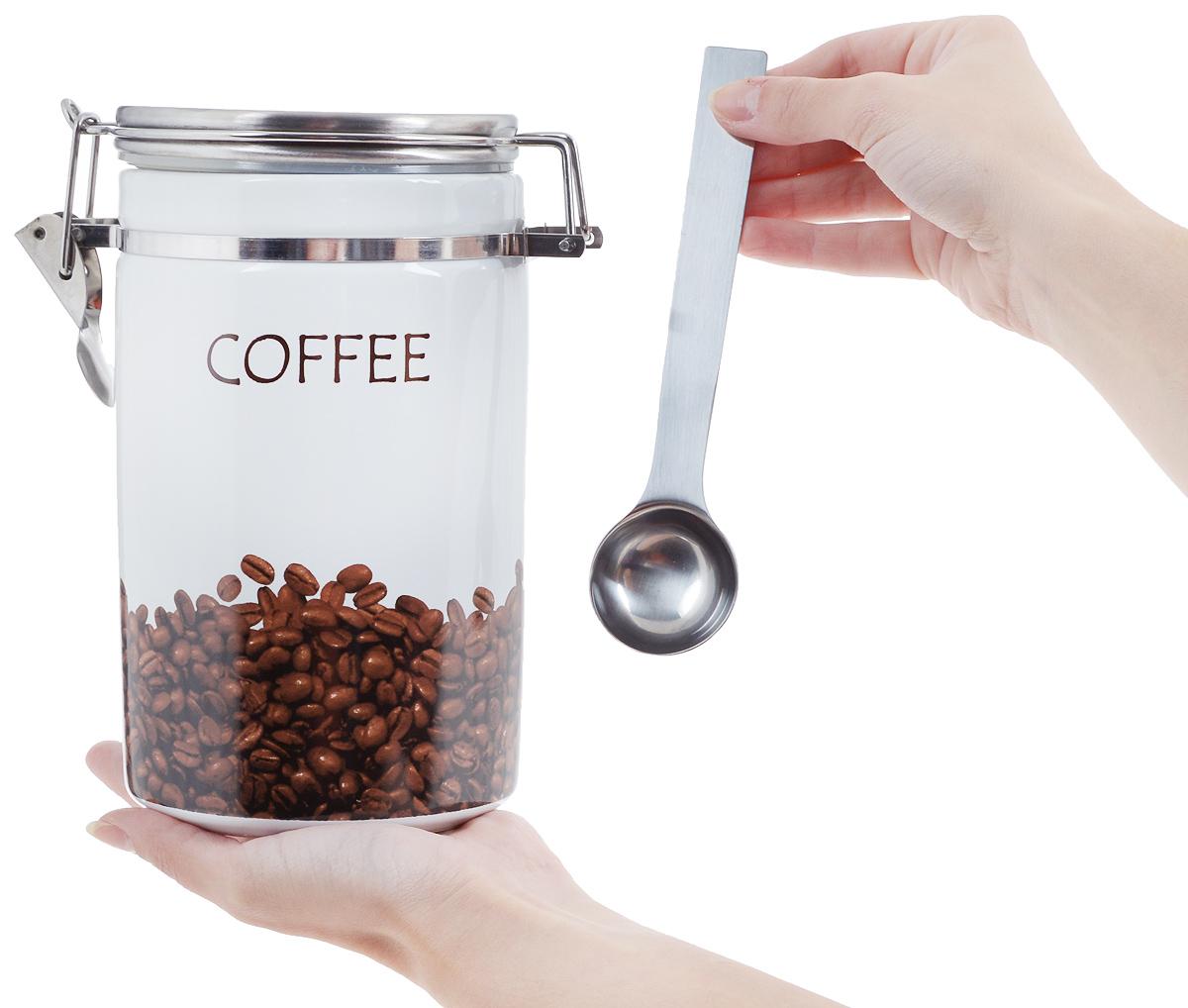 Где хранить кофе