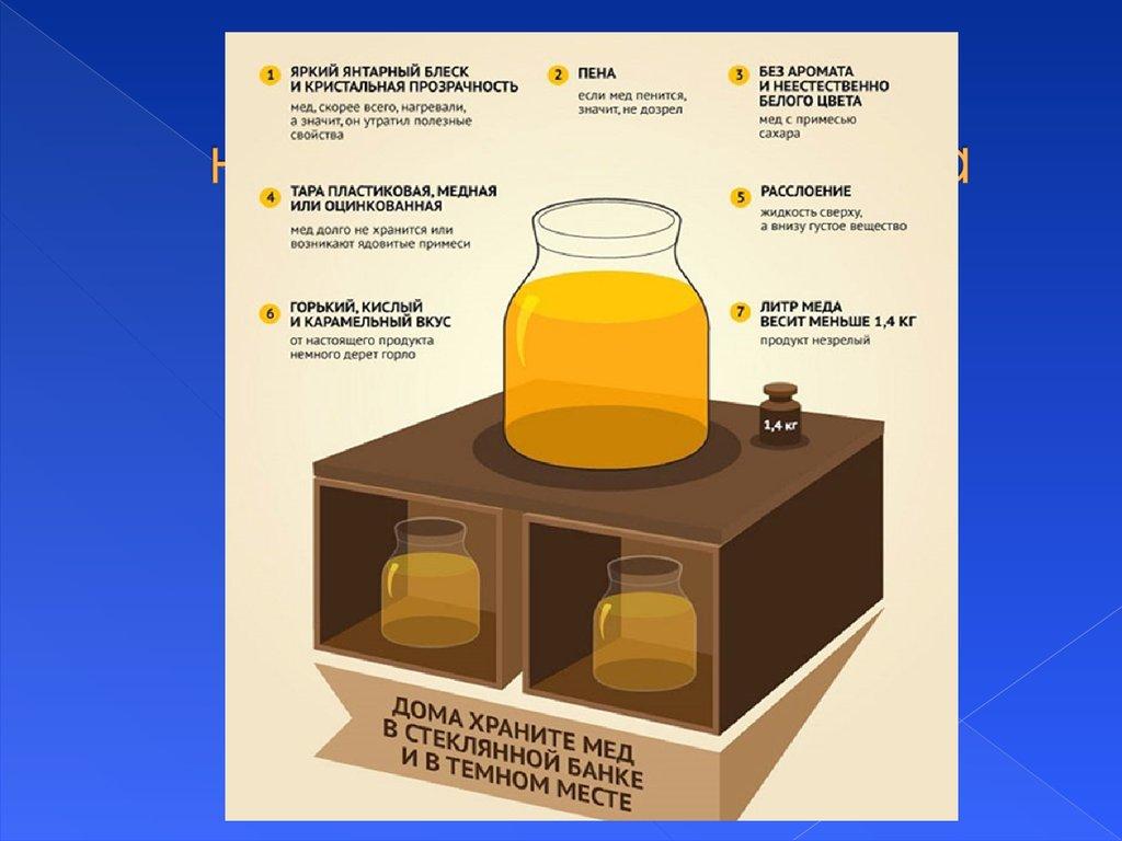 Причины порчи меда